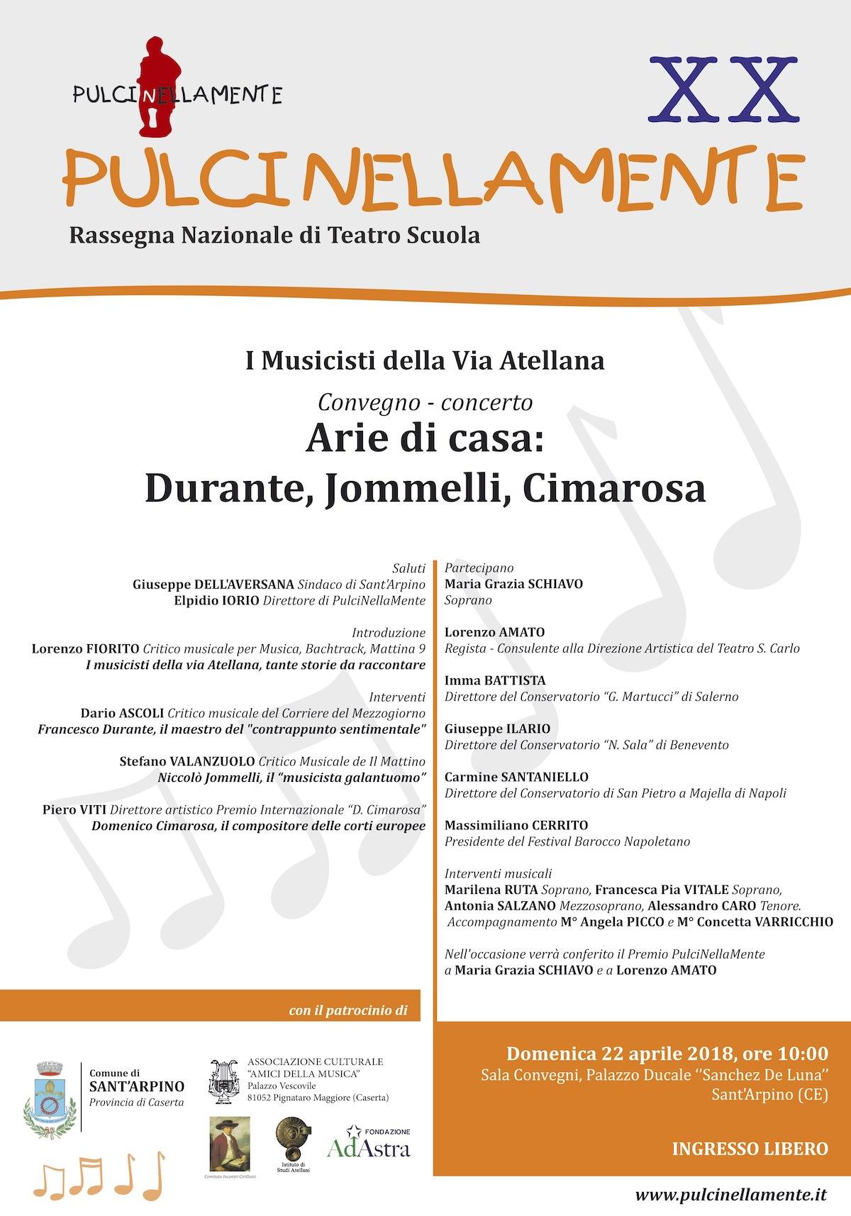 Concerto Arie di casa