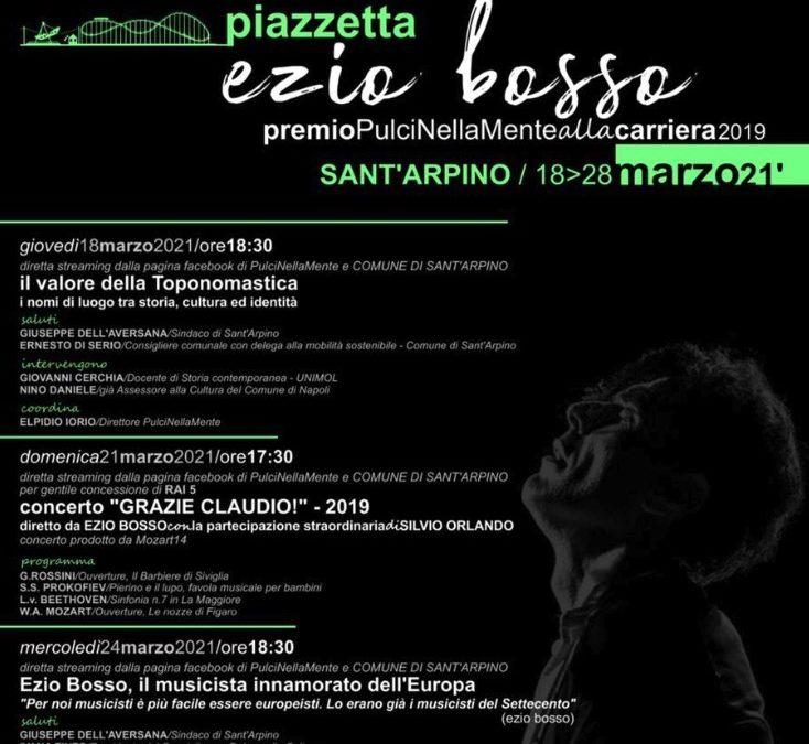 Piazzetta Ezio Bosso